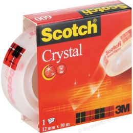 3M Crystal Clear Tape