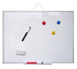 Single Sided Magnetic Whiteboard