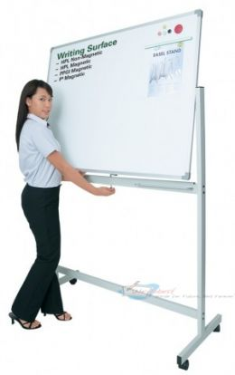 Mobile Double Sided Magnetic WB