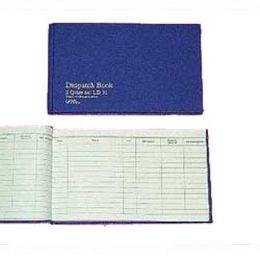 Despatch Book