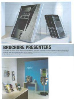 Brochure Presenters