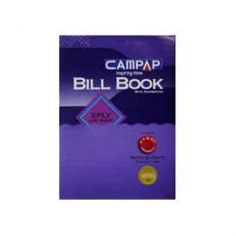 Cash Bill Book